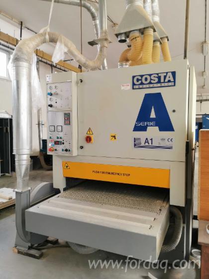 Vendo-Levigatrici-A-Nastro-Costa-Levigatrici-A1-CCT-1150-Usato