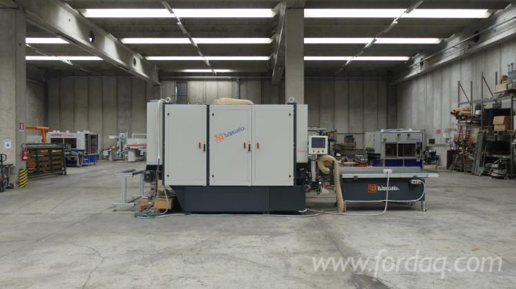 Brushing-Machine-Italmeccanica-Top-Finish-5TA-FE-Polovna