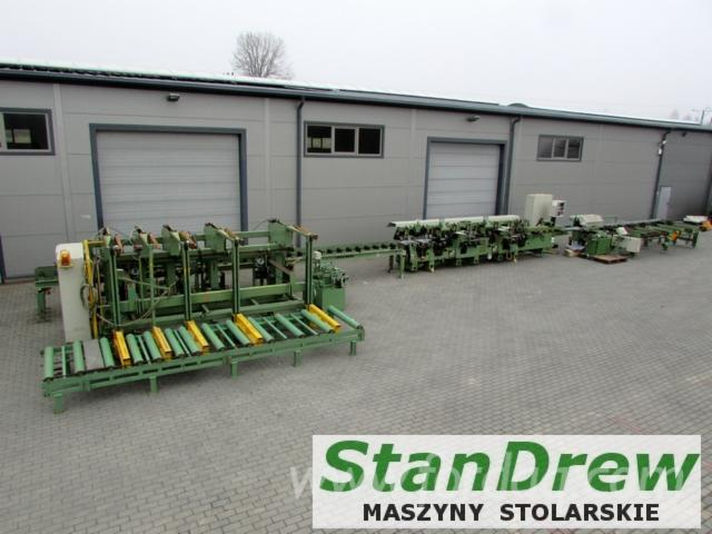 Weinig-Hydromat-H22B-Planer-with-Stacking-Feeding-and-Collection