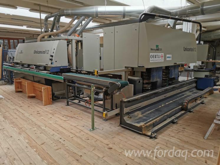 Vend-CNC-Pour-Production-De-Fen%C3%AAtres-Weinig-Unicontrol-12-Occasion
