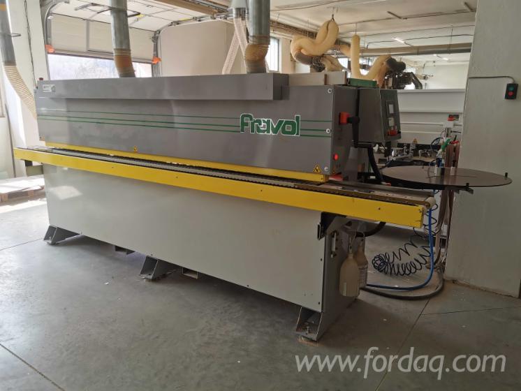 Vend-Machines-%C3%80-Plaquer-Sur-Chant-Fravol-FAST-F600-23-Occasion