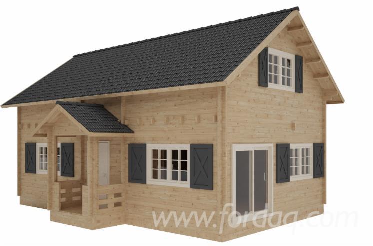 Casa-Di-Tronchi-Squadrati-Abete-Siberiano-Resinosi-Europei-117-4-m2