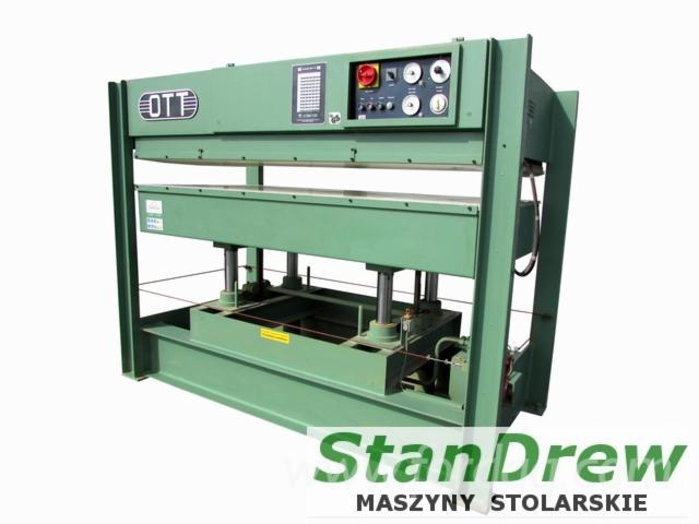 Gebraucht-OTT-JU-2211-Automatische-Furnierpresse-F%C3%BCr-Ebene-Fl%C3%A4chen-Zu-Verkaufen