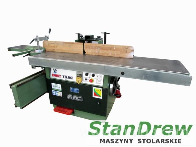 Single-spindle-Moulders-SAC-TS-110-Polovna