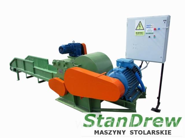 Venta-Astilladoras-Y-Plantas-De-Astillado-Klockner-HZm-1-500-Usada