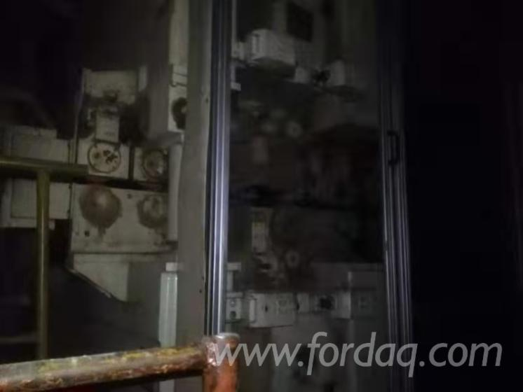 Gebraucht-Siepelkamp-2009-Spanplatten---Faserplatten-