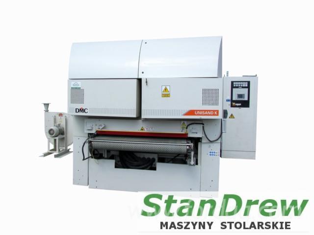 Gebraucht-SCM-DMC-USK-1350-M3-2011-Schleifmaschinen-Mit-Schleifband-Zu-Verkaufen