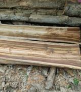 null - Teak Square Logs, 45 - 118 cm