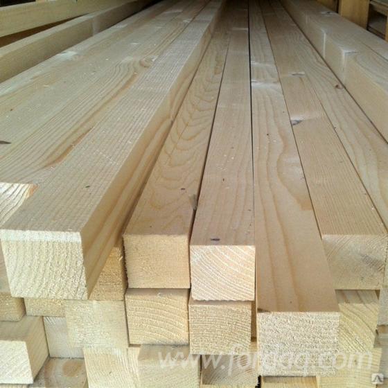 Pine--Spruce-Sliced-Bars--AB-Grade