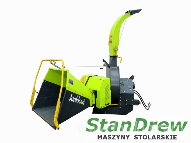 Used-Junkkari-HJ-250-G-2015-Chippers-And-Chipping