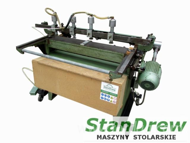 Used-Schleicher-Universal-Multispindle-Boring