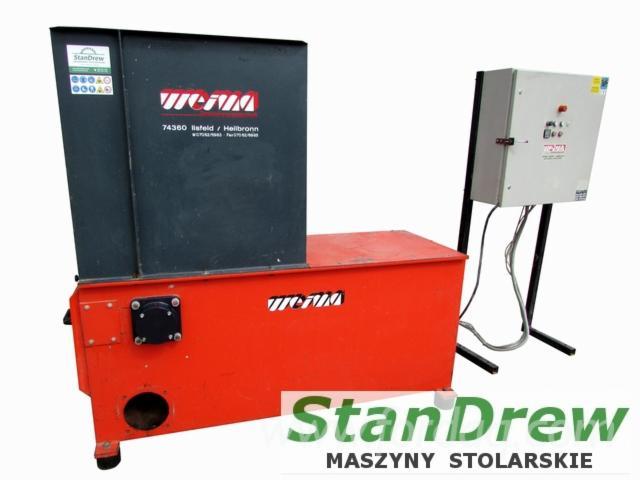Vender-Trituradoras---Lascas-E-Serragem-WEIMA-WLK-4S-Usada-1996