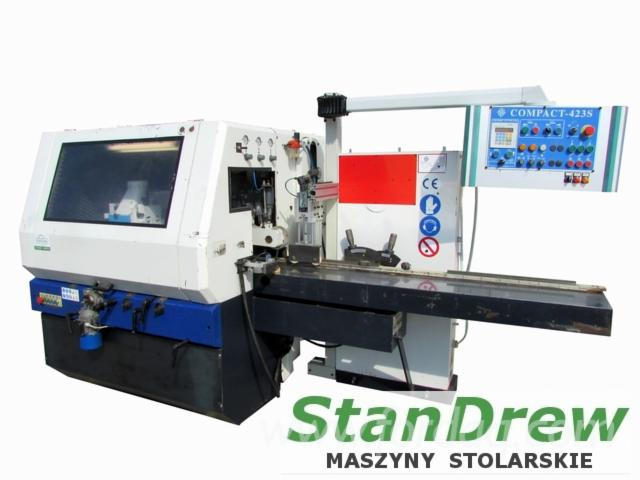 Moulding-Machines-For-Three--And-Four-side-Machining-Leadermac-Compact-423-S-Polovna