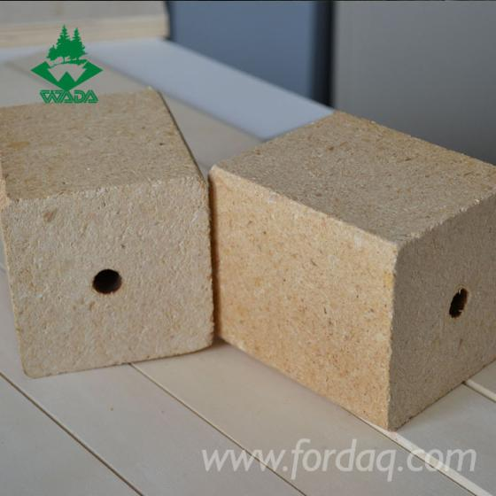 Wooden-Pallet-Foot--Compressed-Chip-Block