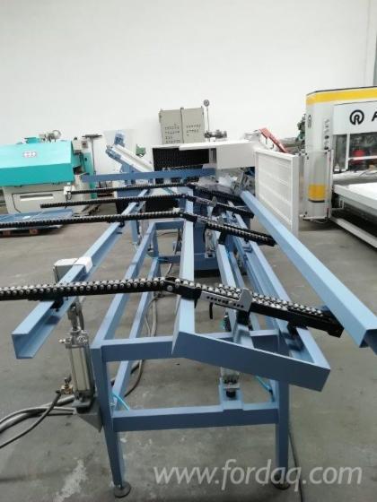Used-Delta-TTA-500-Tappeto-2000-Pallet-Blocks-Cutting