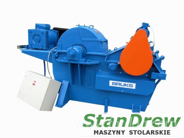 Used-Chipper-Bruks-800CM