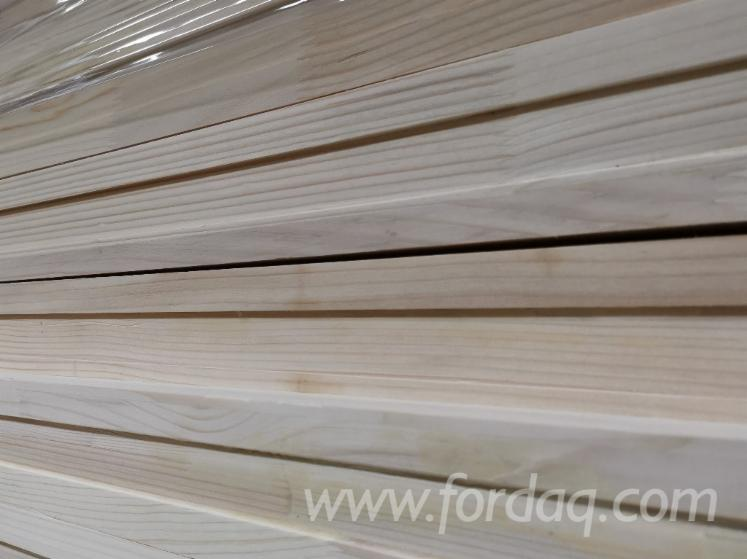 Europees-Naaldhout--Massief-Hout--Spar-