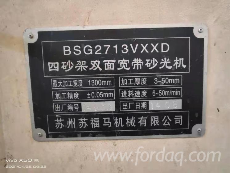 Gebraucht-Jiangsu-2010-Spanplatten---Faserplatten-