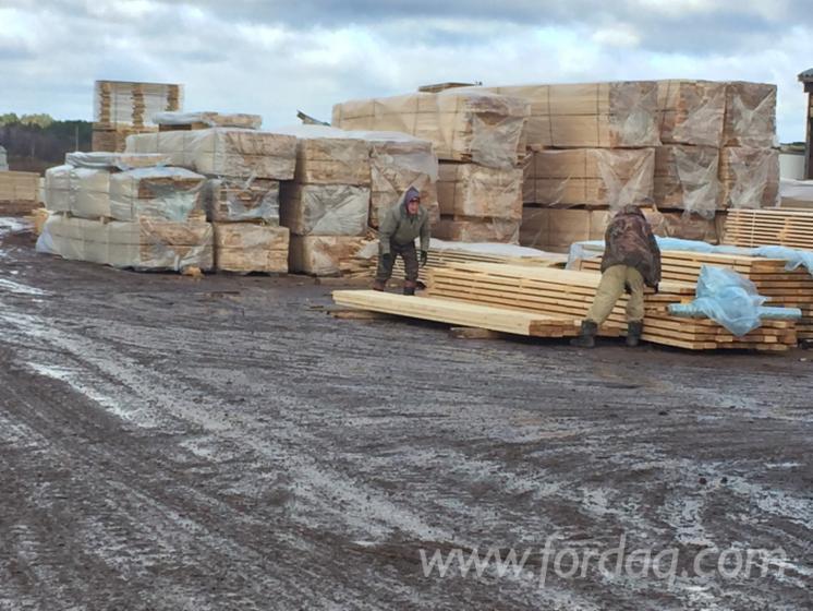 Fir--Pine--Spruce-Sawn-Timber