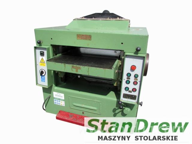 Selling-Used-Thicknesser-JAROMA-63-with-a-Segment