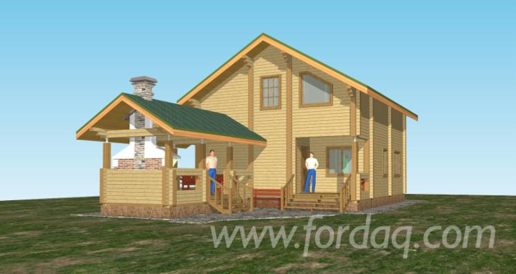 Wooden-House