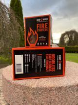 null - Neues Produkt: Feuerstarter für Brennholz, Briketts, Holzkohle, Grill