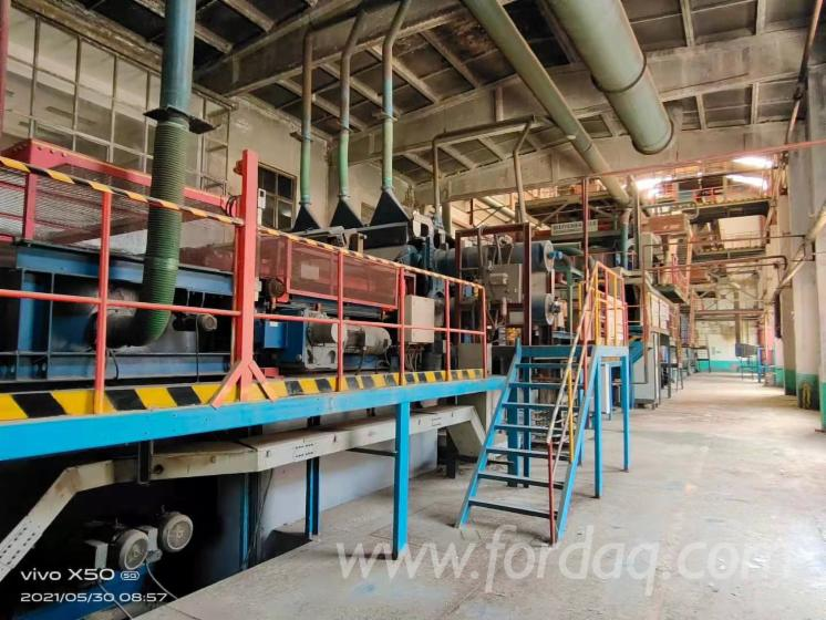 Used-Particle-Board-Continuous-Press