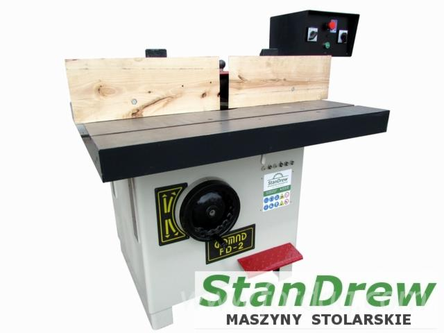 Selling-Used-GOMAD-FD---2-Spindle