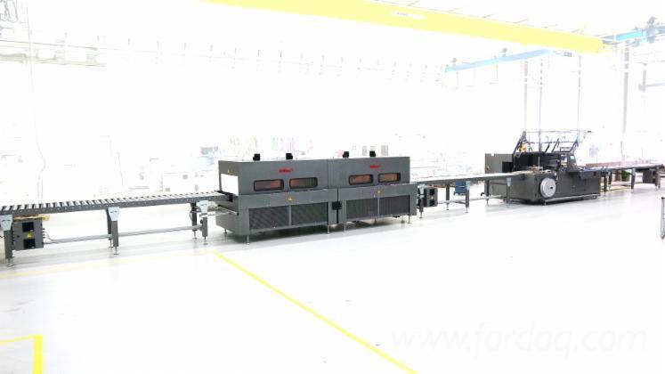 Vendo-Impianti-Per-Impacchettare-Kallfass-Universa-Servo-800---2-X-Compact-950DD-Nuovo