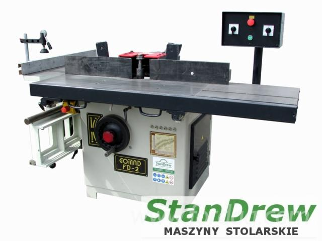 Selling-Used-GOMAD-FD-2-Spindle-Moulder-with-a