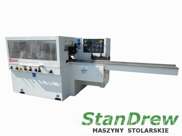 Selling-Used-Four-Side-Planer-SCM-Compact