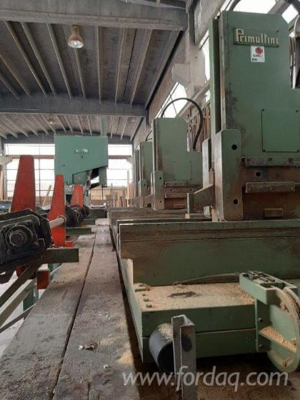 Used-PRIMULTINI-SGA-CEI-IFA-2001-Sawmill-For-Sale
