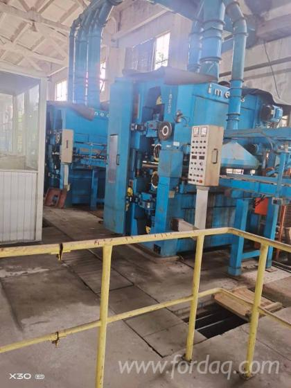 Used-MDF-Production-Line