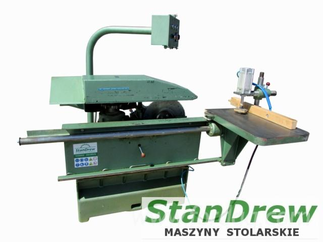 Selling-Used-Parveau-Tenoning-Machine-with-Spindle-Angle