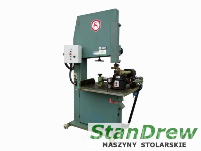 Used-Band-Saw-with-Feed-MEBER-SR