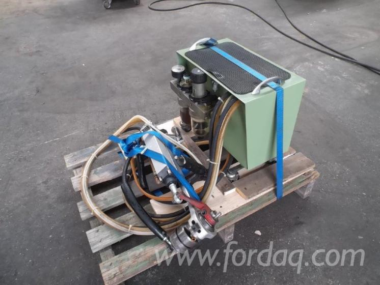 Vend-Machines-%C3%80-Aff%C3%BBter-Les-Lames-Vollmer-Por-42-Occasion