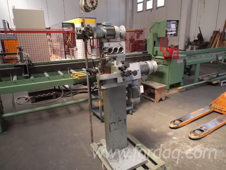 Vend-Machines-%C3%80-Aff%C3%BBter-Les-Lames-Viscat-Fulgor-AM70-Occasion