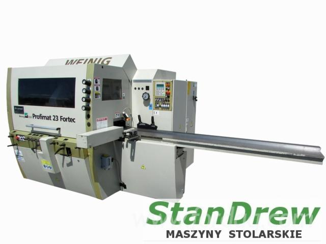 Moulding-Machines-For-Three--And-Four-side-Machining--Weinig-