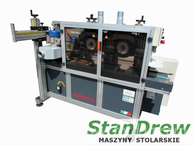 Selling-Used-Brushing---Grinding-Machine-Italmeccanica-Profilwood-4P
