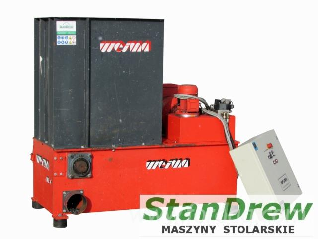 Vindem-Chippers-And-Chipping-Mills-Weima-WL-4-Second-Hand