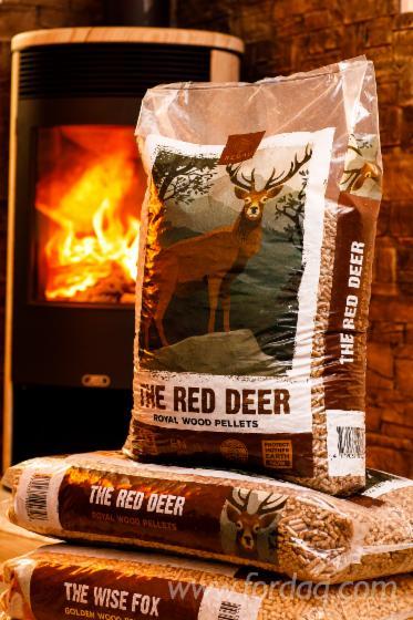 Pellet-di-legno-The-red-deer-ENplus