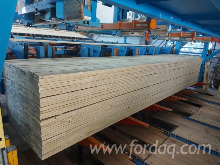 Edged-Spruce-Lumber