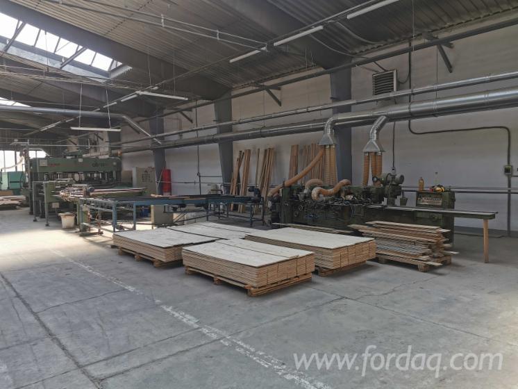 Pressing-Line-for-Glued-Panel-Weinig-Italpresse-St%C3%A4hle-Weinig-Unimat---Italpresse-GB-13-Super--
