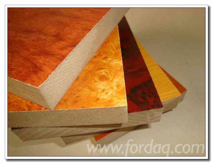 Melamine-Faced-MDF-for-Furniture-Decoration