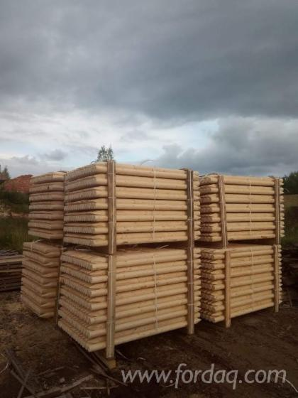 Pine-Spruce-Poles-Stakes