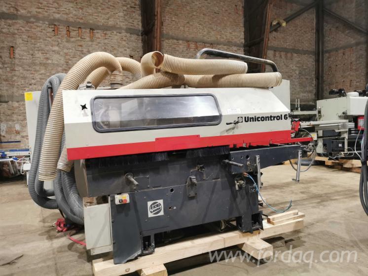 Vender-Centro-De-Janela-CNC-Weinig-Unicontrol-6-Usada-2000