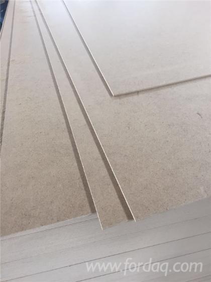 Plain-raw-E2-MDF-board-laminated-melamine-paper-4x8