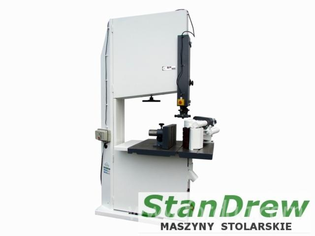 Selling-Used-Band-Saw-with-Feed-Meber-SR