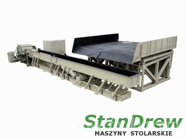 Vender-Trituradoras---Lascas-E-Serragem-SGS-Sistemi-L11T3-Usada-2006