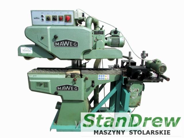 Selling-Used-Four-sided-through-feed-sander-MAWEG-SE-2--
